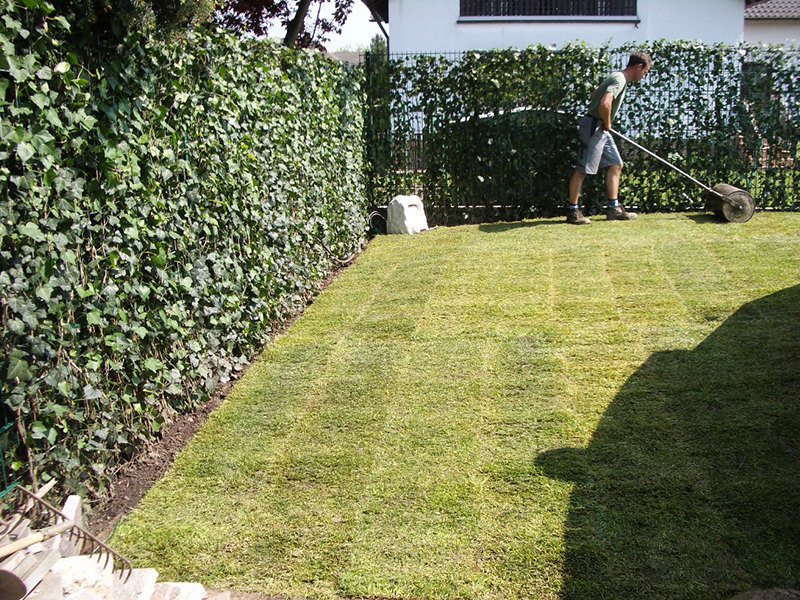 Gartenpflege - Floratec GaLaBau - Garten- u. Landschaftsbau