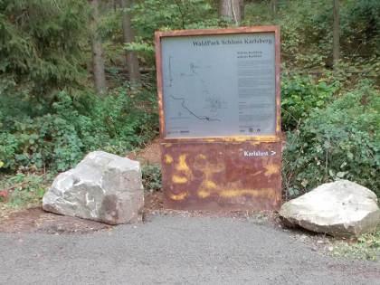 Waldlandschaftspark Karlsberg